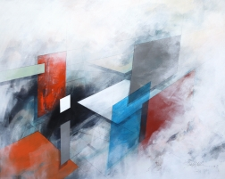 Paul Kirley: Abstract Landscape 81