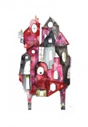 Maria C Bernhardsson: House of Magenta