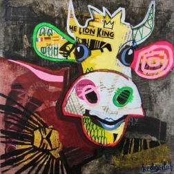 Fredi Gertsch: Lion King