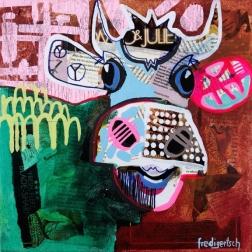 Fredi Gertsch: Oh Julie