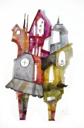 Maria C Bernhardsson: Sunshine House