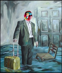 Iqi Qoror: Wet Suitcase