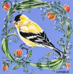 Naomi Jones: Goldfinch