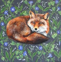 Naomi Jones: Red Fox