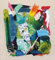 Brandon Neher: Artist Palette / Jungle