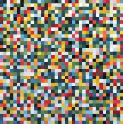 Brandon Neher: 1296 Squares