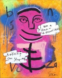 Soren Grau: I Am A Titan