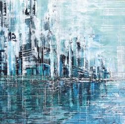 Ivana Milosevic: Water Lines