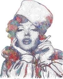 Virginie Schroeder: The Queen of Hollywood Marilyn
