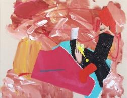 Brandon Neher: Artist Palette / Leather Jacket