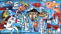 Alessandro Siviglia: Attraversando l'Azzurro