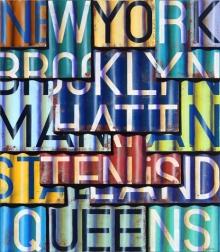 Ross Tamlin: New York Boroughs