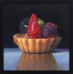 Stuart Dunkel: Strawberry Tartlet