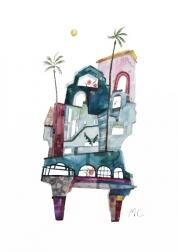 Maria C Bernhardsson: A Sunny Day in LA