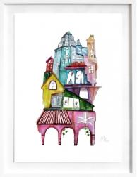 Maria C Bernhardsson: Venice & Downtown