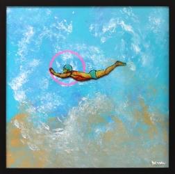 Giuseppe Beddru: The Young Diver