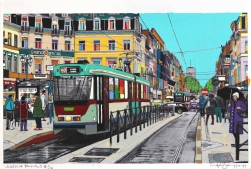 Fabio Coruzzi: Glimpse of Brussels #5