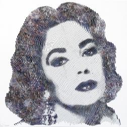 Virginie Schroeder: Elizabeth Taylor