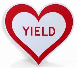 Scott Froschauer: Yield Heart II