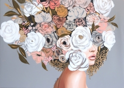 Sally K: Rose Garden