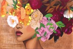 Sally K: White Flower