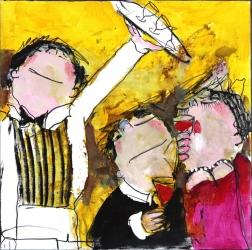 Gerdine Duijsens: The Waiter