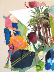 Brandon Neher: Artist Palette / Palms