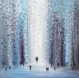 Ekaterina Ermilkina: Lovers In The Rain
