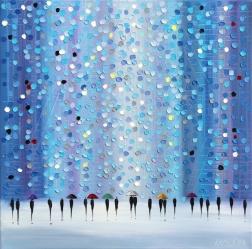 Ekaterina Ermilkina: Colorful Umbrellas