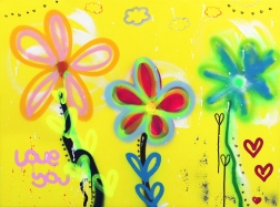 Amber Goldhammer: Flowertronic