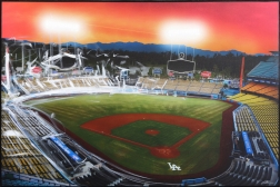 Pete Kasprzak: Almost Game Time - Dodger Stadium III