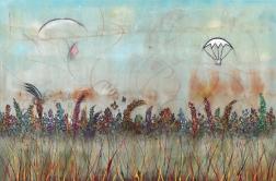 Bruce Rubenstein: Landscape 2020 II