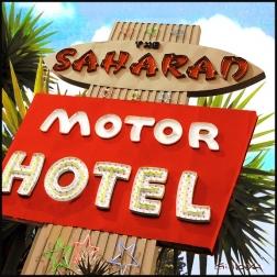 Michael Giliberti: Saharan Motor Hotel LA