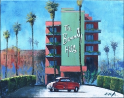 Kathleen Keifer: Afternoon At The Beverly Hills Hotel