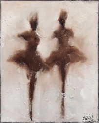 Mark Acetelli: Two Dancers #3