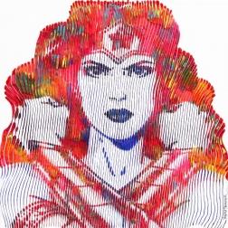Virginie Schroeder: Have The Wonder Woman Power