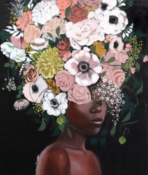Sally K: Ebony
