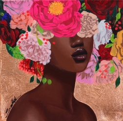 Sally K: Mini Blossom V
