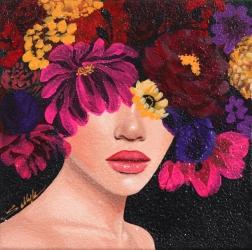 Sally K: Mini Blossom IV