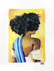 Domonique Brown: Curls