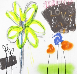 Amber Goldhammer: I Made You A Flower