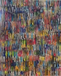 Petra Rös-Nickel: Color Rain 20-12