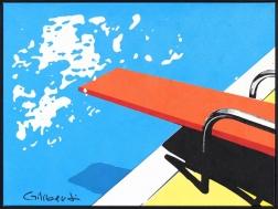Michael Giliberti: Red Dive