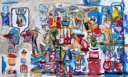 Tommy Lennartsson: Clown County Fair