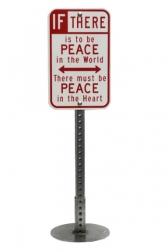 Scott Froschauer: Peace Sign