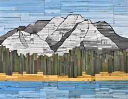 Rebecca Klundt: Mountain Lake