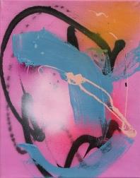 Sarah Svetlana: Pink Splash