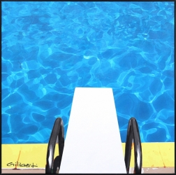 Michael Giliberti: Diving Into A Pool Of Tranquility