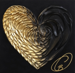 Cynthia Coulombe-Bégin: Angels Heart No. 1
