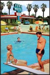 Michael Giliberti: Poolside Encounter